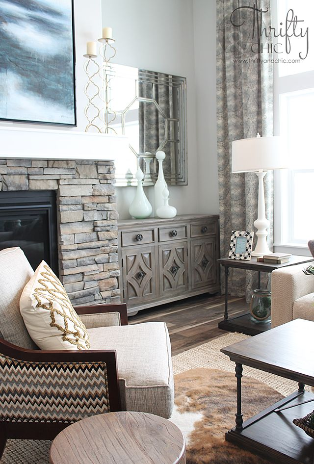 25 best ideas about Model Home Decorating on Pinterest  Model homes Living room designs and