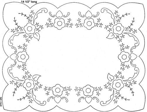 1000 Images About Pergamano And Pattern