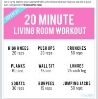 25+ bsta Living room workout iderna p Pinterest