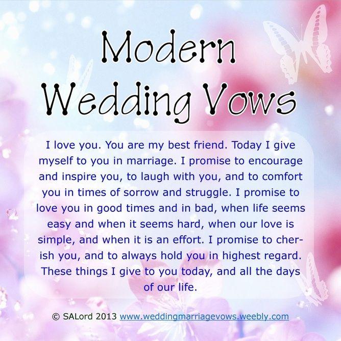 Simple Christian Wedding Ceremony