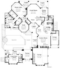 74 best images about Courtyard House Plans - The Sater ...