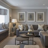 17+ best ideas about Taupe Living Room on Pinterest