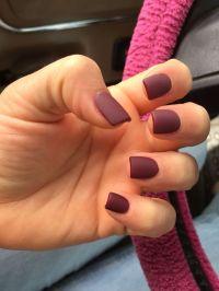 25+ best Fall acrylic nails ideas on Pinterest | Matt ...