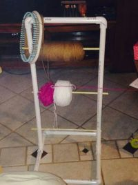 17 Best images about Yarn Holders on Pinterest | End of ...