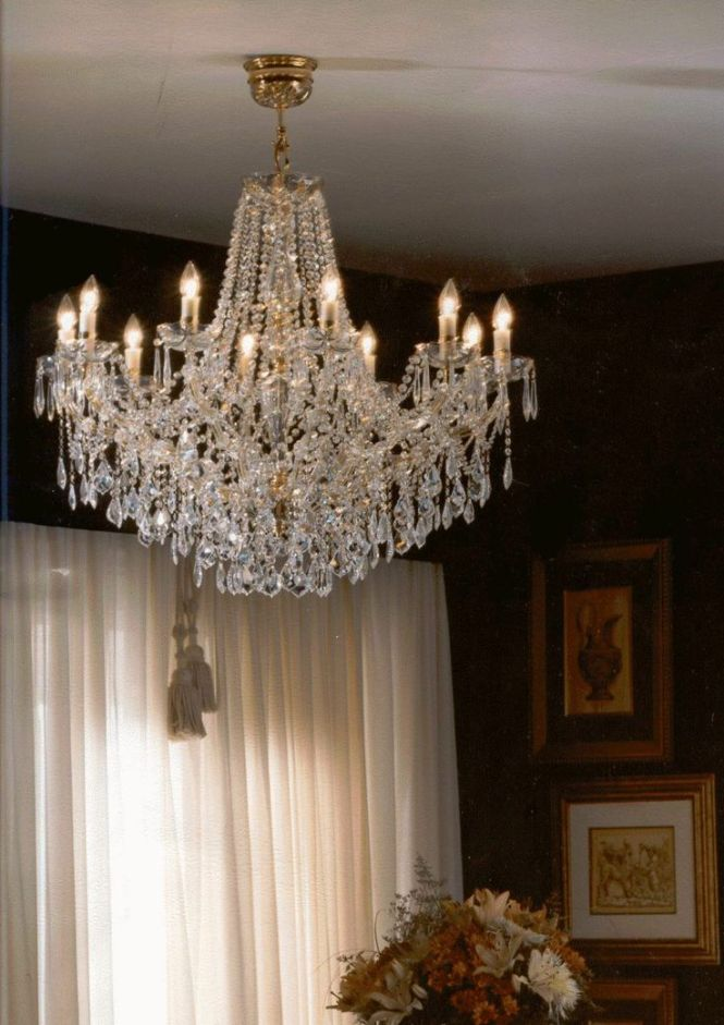 Marie Therese Chandeliers The Prinl Characteristic Look At Arms Have Metal And