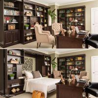 25+ Best Ideas about Murphy Bed Office on Pinterest