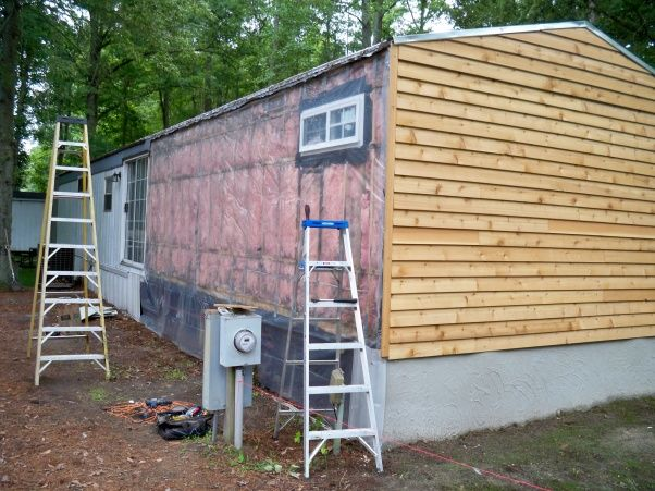 25 Best Ideas About Mobile Home Exteriors On Pinterest Mobile