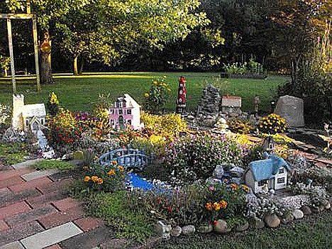 25 Best Ideas About Large Fairy Garden On Pinterest Diy Fairy