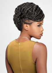 beautiful african braided hairstyles