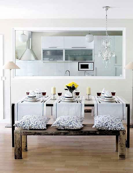 Comedor cocina ventana  Deco  Pinterest  Rincon