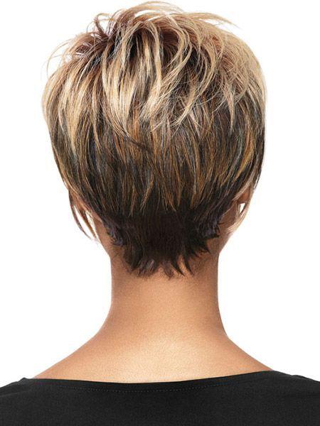 short hair cuts for women back view  Google Search  Hair