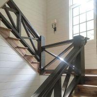 Best 20+ Outdoor stair railing ideas on Pinterest | Deck ...