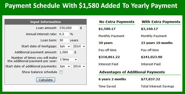 simple loan payoff calculator