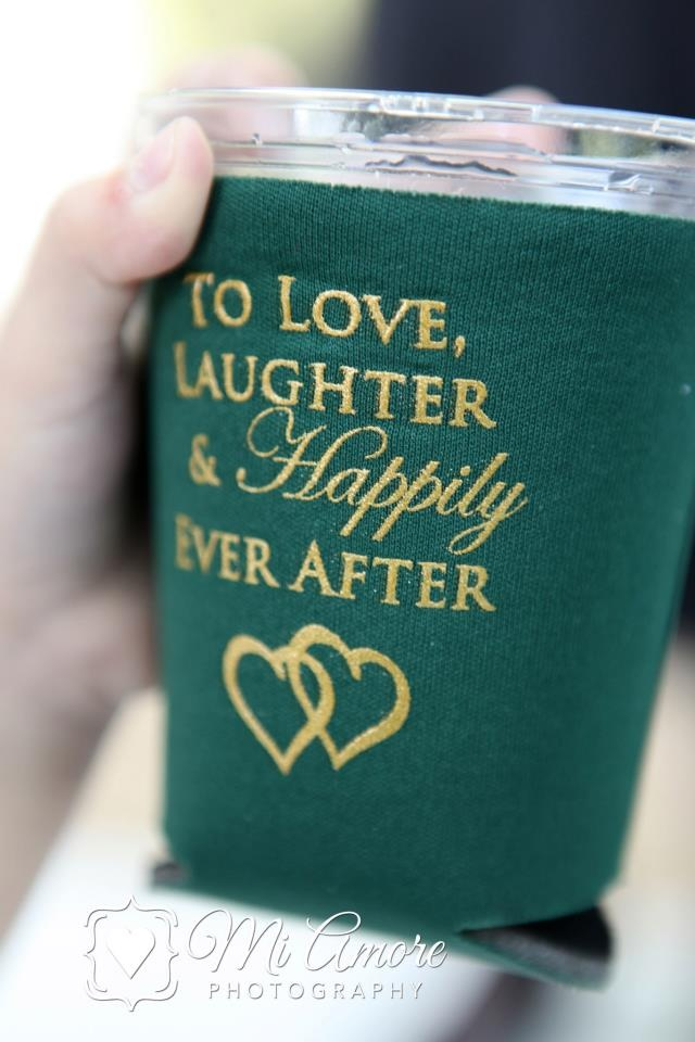 Cheap Wedding Favors Koozies
