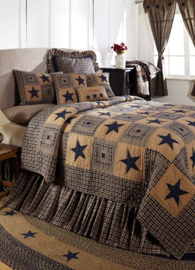 17 Ideas About Primitive Country Bedrooms On Pinterest