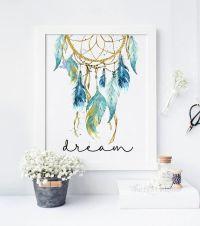 Best 25+ Watercolor dreamcatcher ideas on Pinterest ...