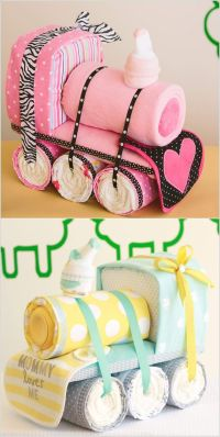 25+ best ideas about Train baby showers on Pinterest ...