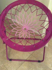 Purple Bungee Chair | Future bedroom | Pinterest | Chairs ...