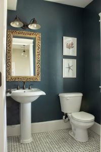 17+ best ideas about Small Bathroom Paint on Pinterest