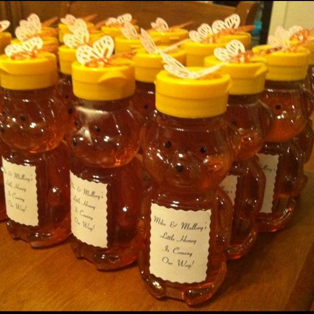 Ideas For Girls On A Budget Baby Shower Favors Winnie