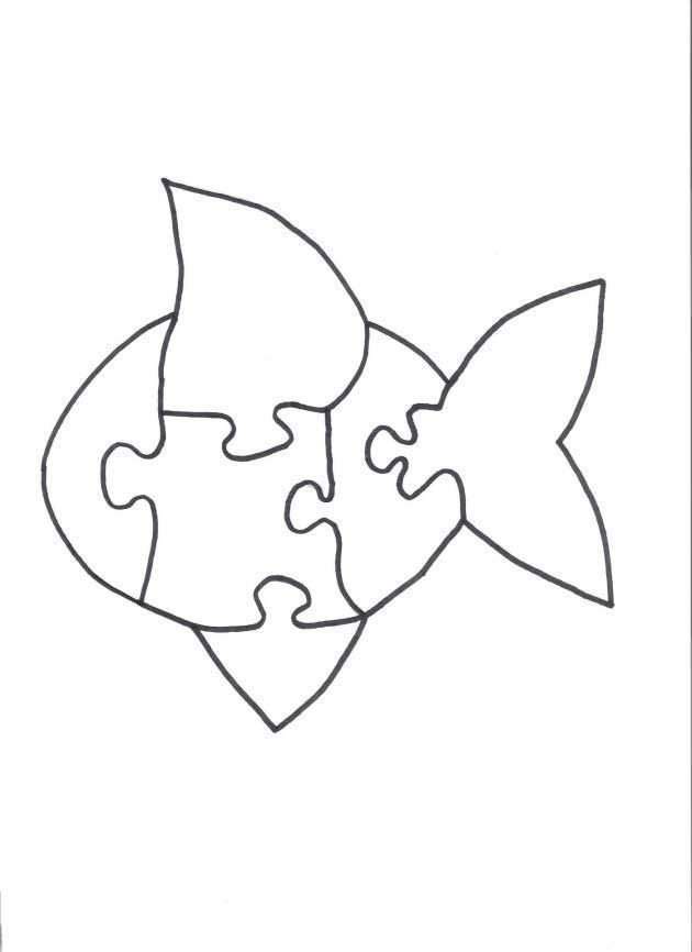 23 best images about puzzle animals on Pinterest