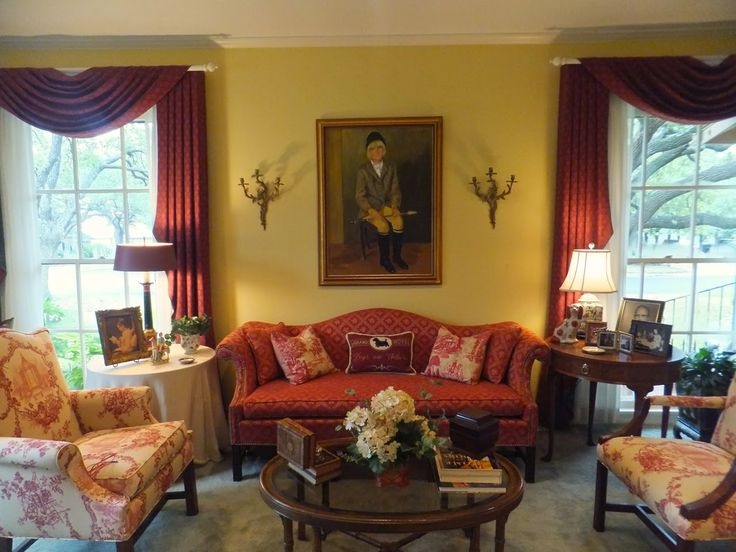 living room decorating with brown sofa lime green and accessories i really like the burgundy/yellow/gold combo - do that ...