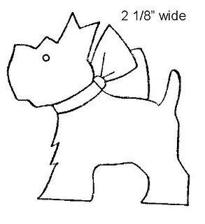 17 Best images about Dog Templates and Patterns on