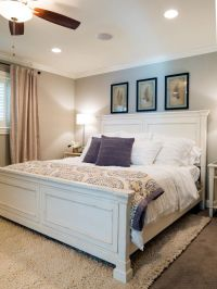 This master bedroom, designed by Fixer Upper's Chip and ...