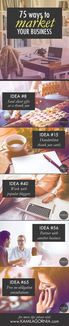 17 Best Marketing Ideas On Pinterest Small Business Pla