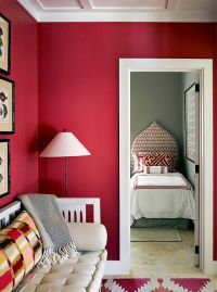 1000+ ideas about Red Rooms on Pinterest | Shades of Grey ...