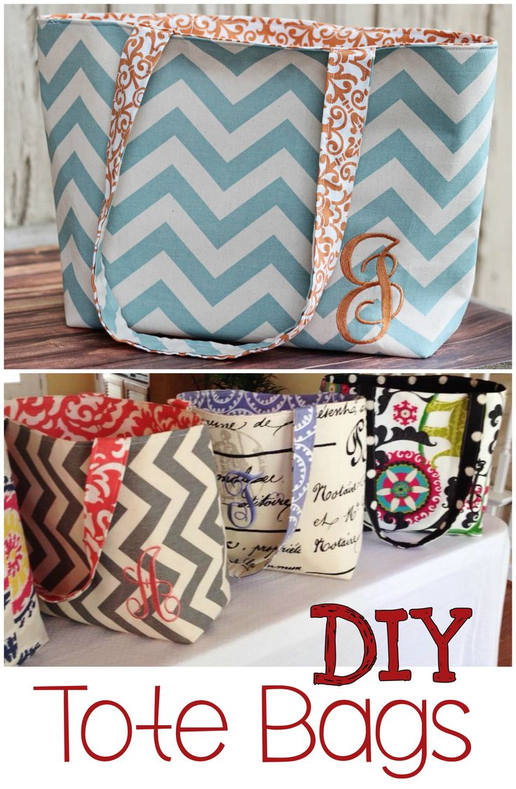This DIY tote is easy-sew and makes a great beginner sewing project yet its elegant enough for advanced sewers to appreciate it.