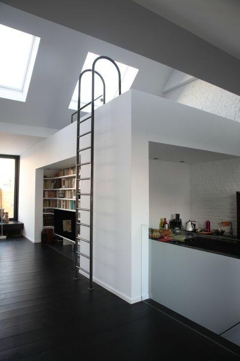 17 Best Ideas About Attic Ladder On Pinterest Garage