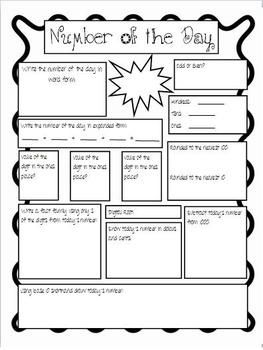 17 Best images about 3rd-4th Grade Daily Math on Pinterest