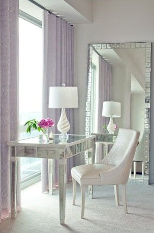 Benjamin Moore Mirage White 2116-70 - light with a subtle hint of pink