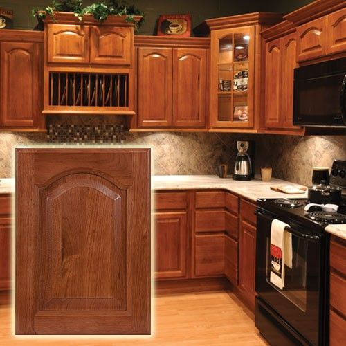 Hickory Cathedral Cabinets Classic look  Discount Cabinets  Pinterest  Home Discount