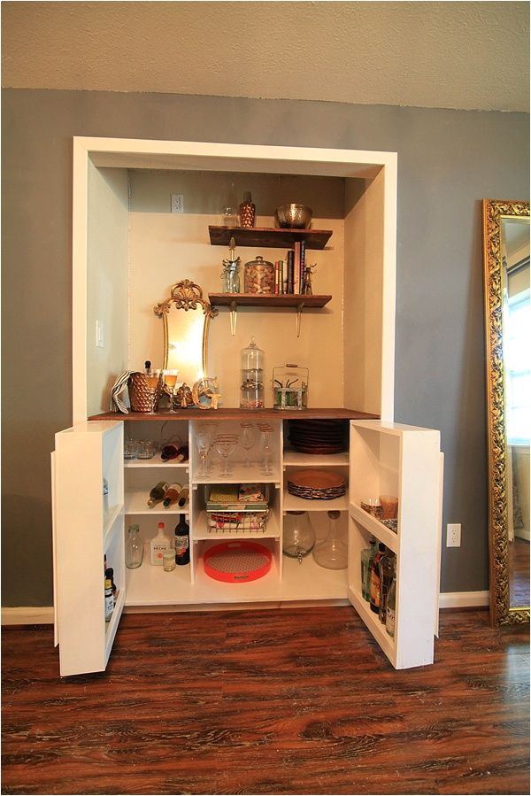 Creating Custom Built In Cabinets The Home Depot