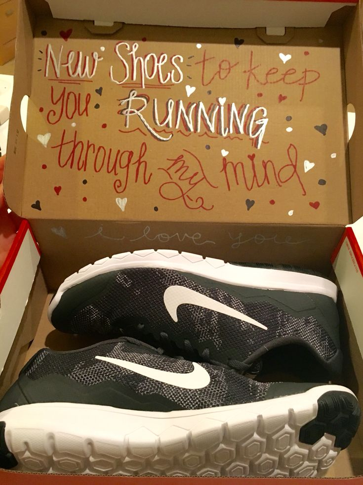 Valentines Day Shoe Gift For Him Nikes Gettin Crafty