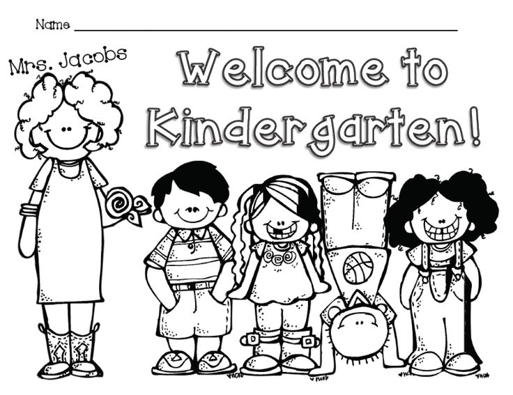 1000+ ideas about Welcome To Kindergarten on Pinterest