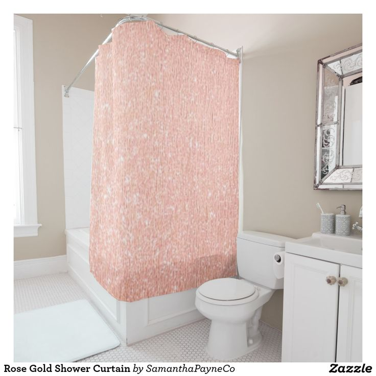 1000 ideas about Gold Shower Curtain on Pinterest  Gold bathroom Cute shower curtains and