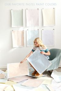 Best 25+ Pastel Paint Colors ideas on Pinterest | Pastel ...