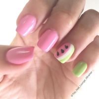 The gallery for --> Cute Nail Designs For Acrylic Nails ...
