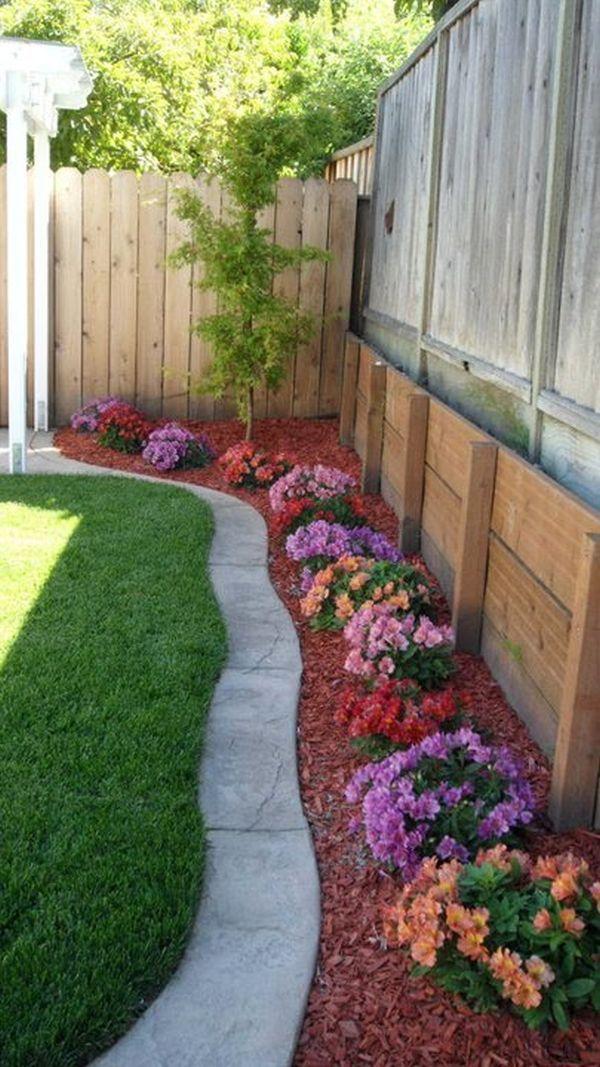 25 Best Easy Landscaping Ideas On Pinterest Yard Diy