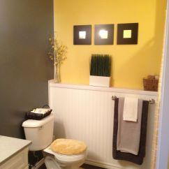 Ikea Accent Chair Covers Roman Lounge Grey And Yellow Bathroom Ideas   Half Bath Pinterest Toilets,