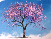 17 Best ideas about Cherry Blossom Painting on Pinterest ...
