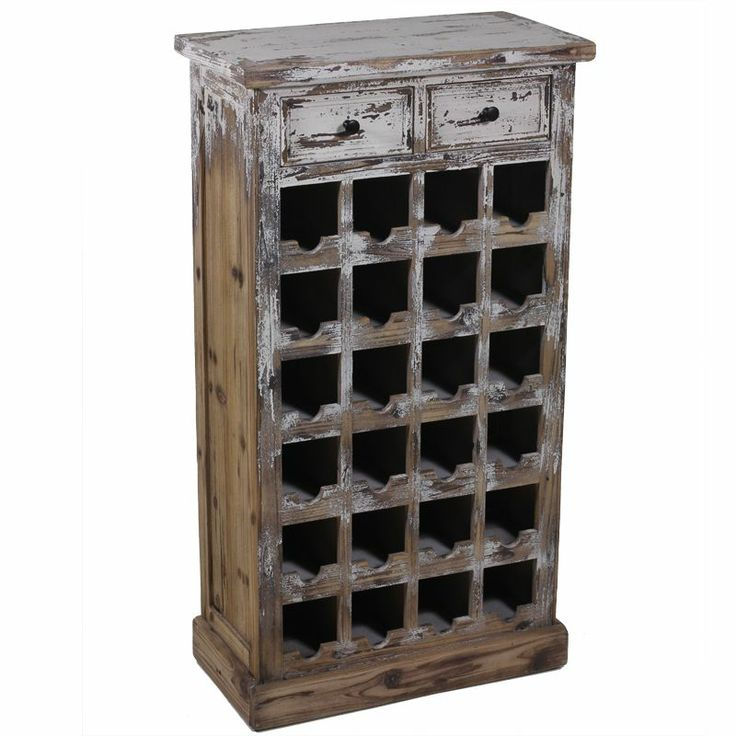 1000 images about Distressed Wood Wine Cabinets  Storage