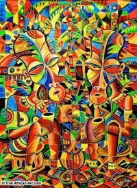 17 Best images about African Art on Pinterest | African ...