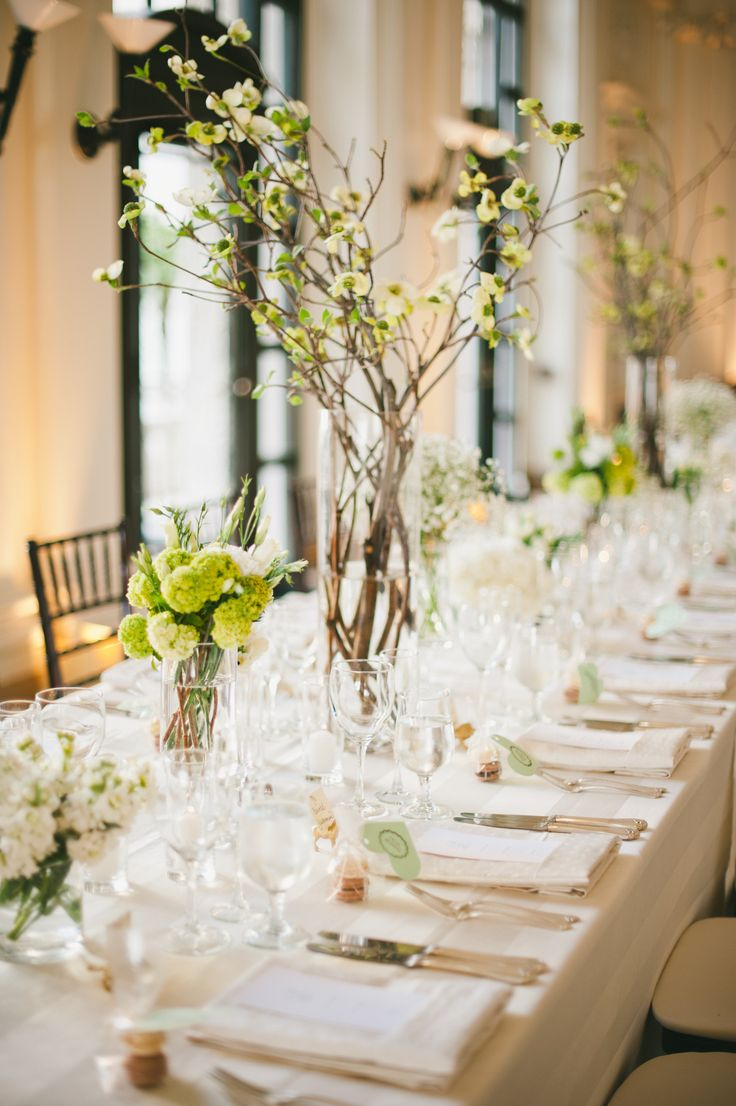 1000 ideas about Branch Wedding Centerpieces on Pinterest