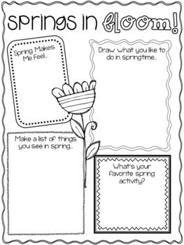 17 Best images about First Grade-Spring on Pinterest