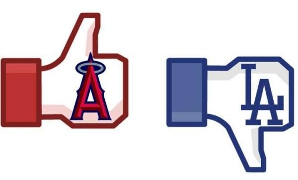 Angels vs Dodgers My Teams Pinterest The ojays