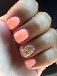 Best 20+ Short Nail Manicure ideas on Pinterest